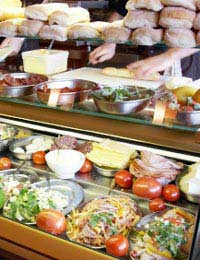 Best Low Calorie Choices At The Deli Counter