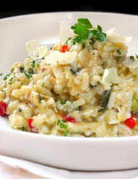 Risotto: Low In Calories If You Know How